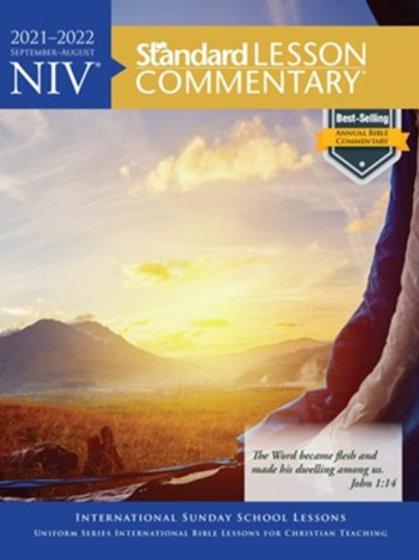 21-22 Standard Lesson Commentary - NIV