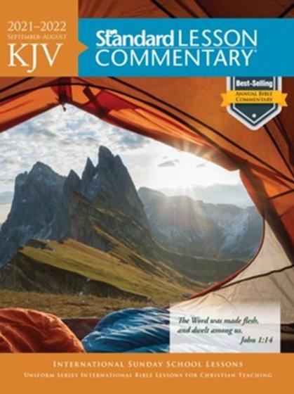 2021-22 Standard  Lesson - KJV