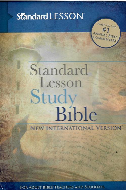 Standard Lesson Study Bible