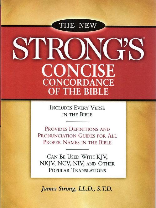 Strong's Concise Concordance
