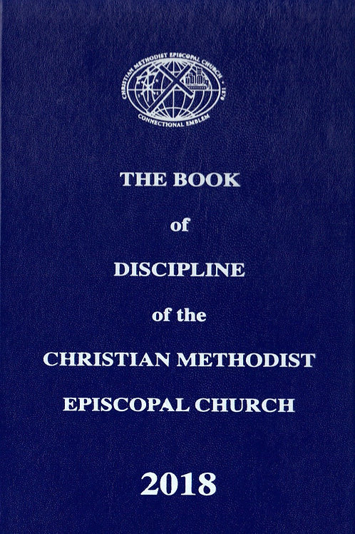 Book of Discipline 2018