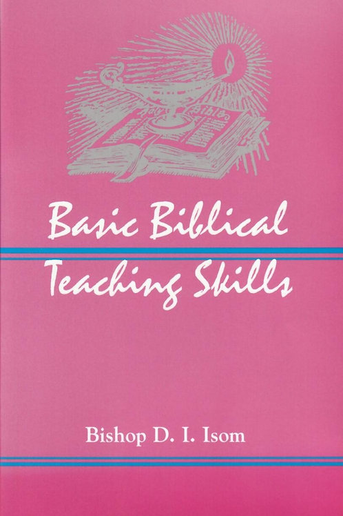 Basic Biblical Teaching Skills