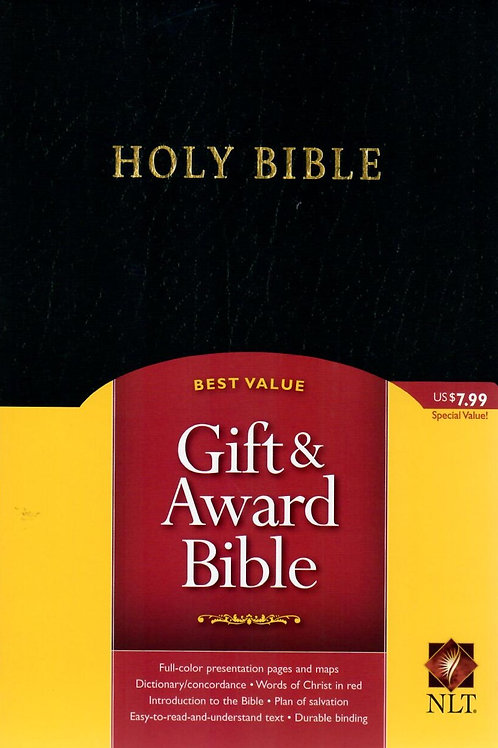 Best Value Gift & Award Bible