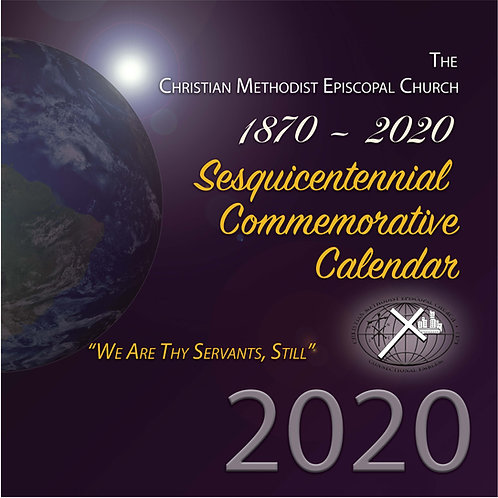 150th Celebratory Historical Calendar