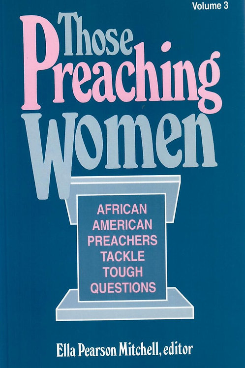 Those Preaching Women