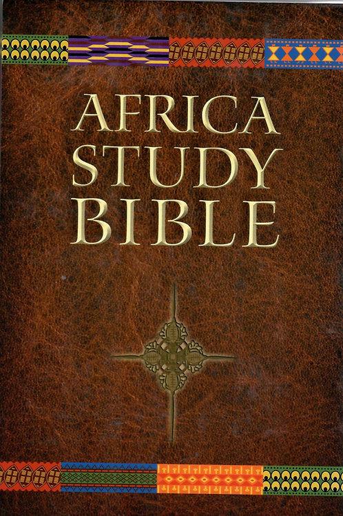 Africa Study Bible - NLT