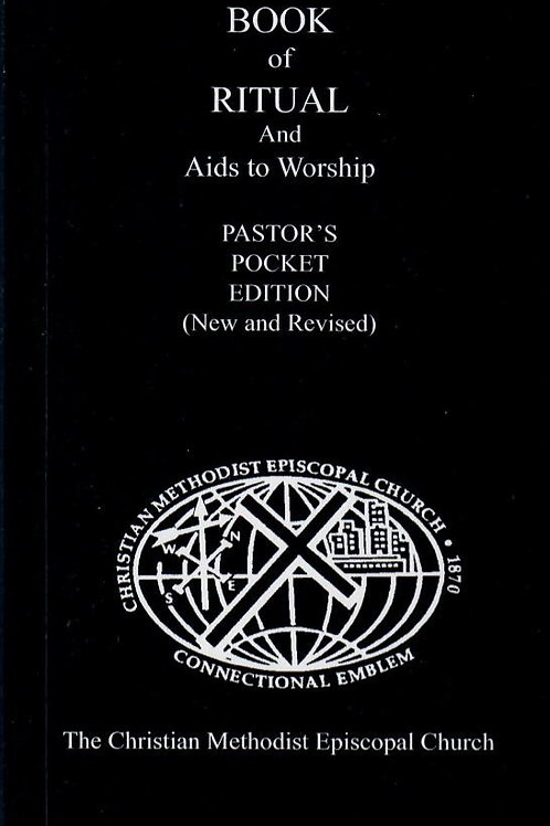 Book of Ritual and Aids to Worship, Pastor's Edition