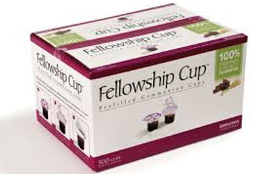 Fellowship Cups - Communion 100 Ct.