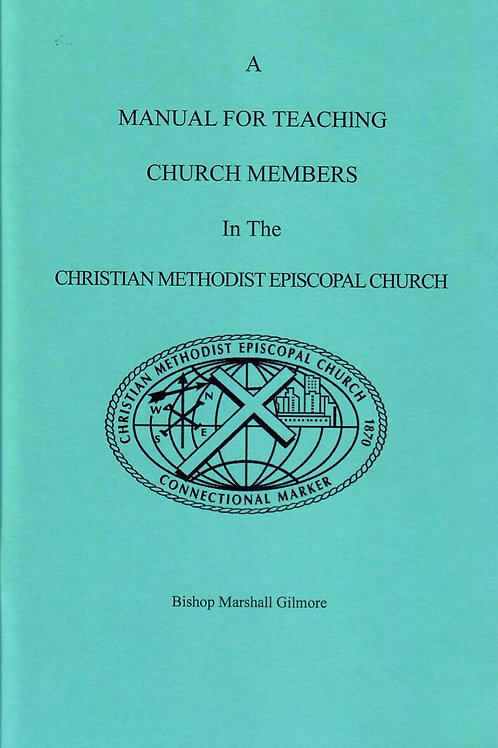A Manual for Teaching Church Members