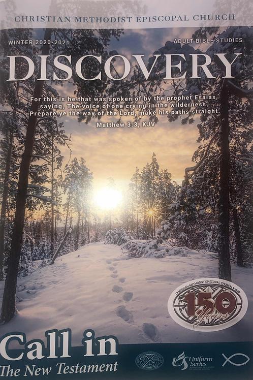 Discovery Adult Teacher