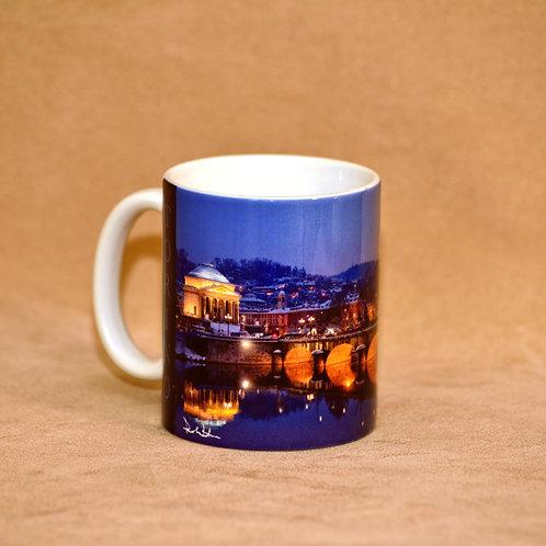 Tazza in ceramica con foto