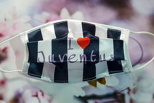 "Mascherina ""I love Juve"""