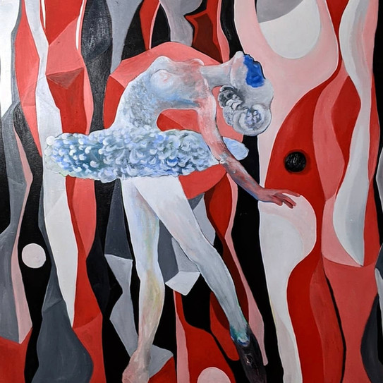 Black Ballerina, 2021