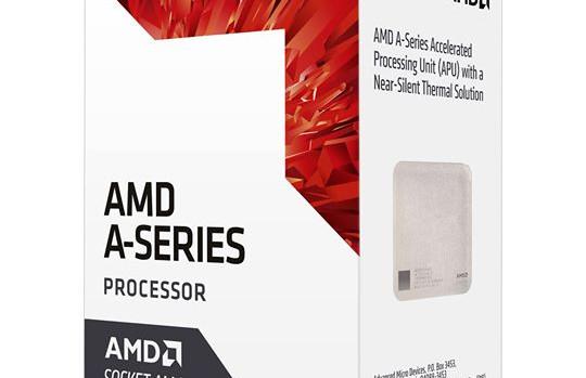 AMD A-Series A6-9500