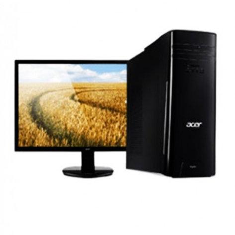 "DESKTOP ACER ASPIRE TC-780 GT745  Ci7-6700 3.4ghz/1TB/8GB/8XDVD ACER r230 HQ 23"""