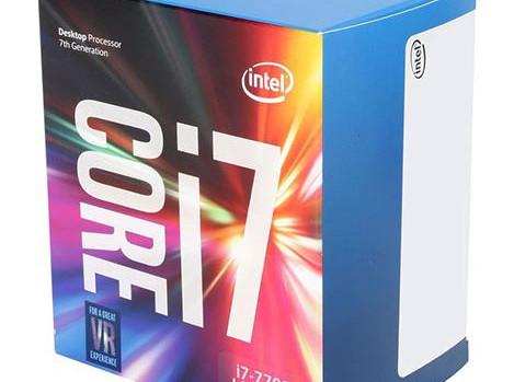 Intel Core i7-7700 LGA 1151