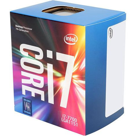 Intel Core i7-7700 LGA 1151