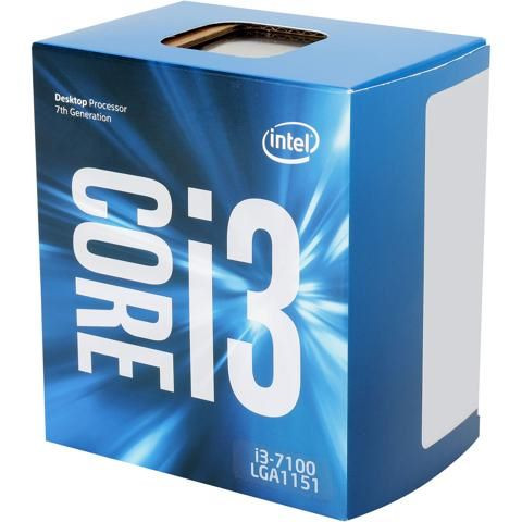 Intel Core i3-7100 LGA 1151