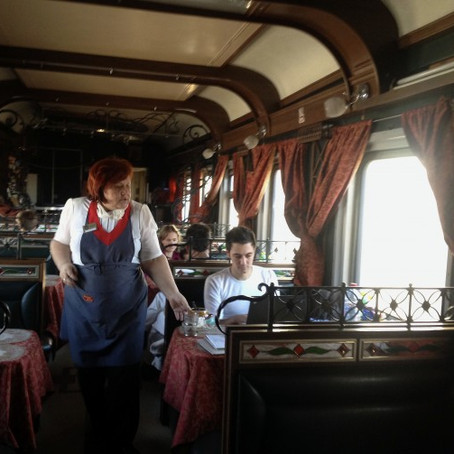Russian ballet, vodka and the Trans-Siberian railway