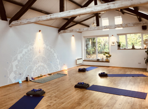The Yoga Shed, Wickham