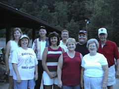 Sheryle, Karen, Teresa, Phyllis, Kim, Pa