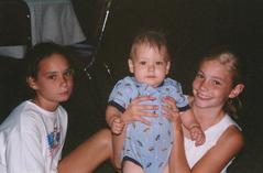 Nicole Mays, Jack Caudill, & Annie Bowe.