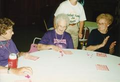 lOpal, Jeanette, Josephine play bingo.ti
