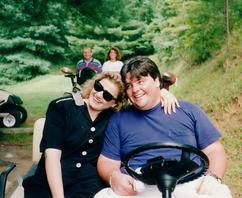 Joy & Tommy golf.tif