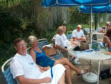 Bentley & Marlene visit the pool.jpg