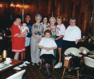Marg, Taylour, Lisa, Katherine, Sheryle,