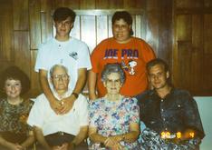 Sheryle, Dovil, Katherine, Randy Morris,