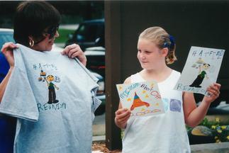 Marg & Chelsea w t-shirt design.tif
