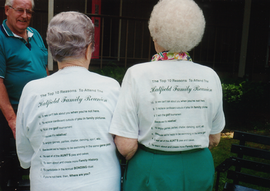 LeEttie & Jeanette w t-shirts.tif