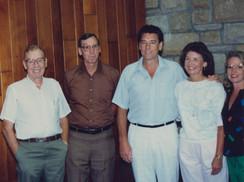 Orville, Paul, Bill, Polly Jane, Marlene