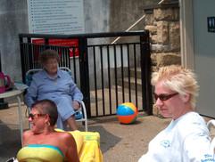Lisa, Opal, & Shelley @ pool.jpg