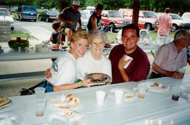 Shelley, Katherine, & Tom with Katherine