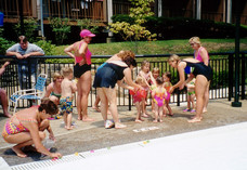 Guy's great grandchildren at the pool.jp