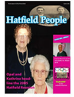 The Hatfields 2006 front cover .jpg
