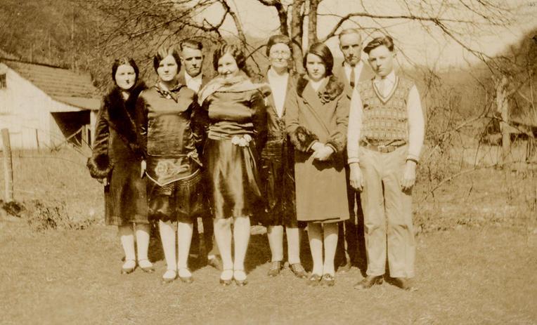 LeEttie, Melda, Adam, Jeanette, Polly