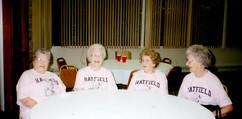 LeEttie, Jeanette, Opal, & Katherine in