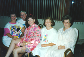 Jeanne, TJ, Sheryle, Janet, & Phyllis.ti