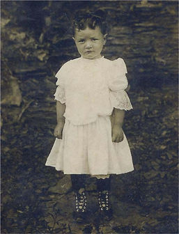 LeEttie Hatfield Norman #6 (at 4 years o