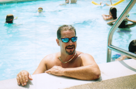 Stephen at the pool in 2006.tif