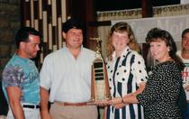 Jeff, Joe, Kim, Sheryle win golf.tif