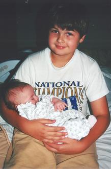 Spencer w baby Sydney.tif