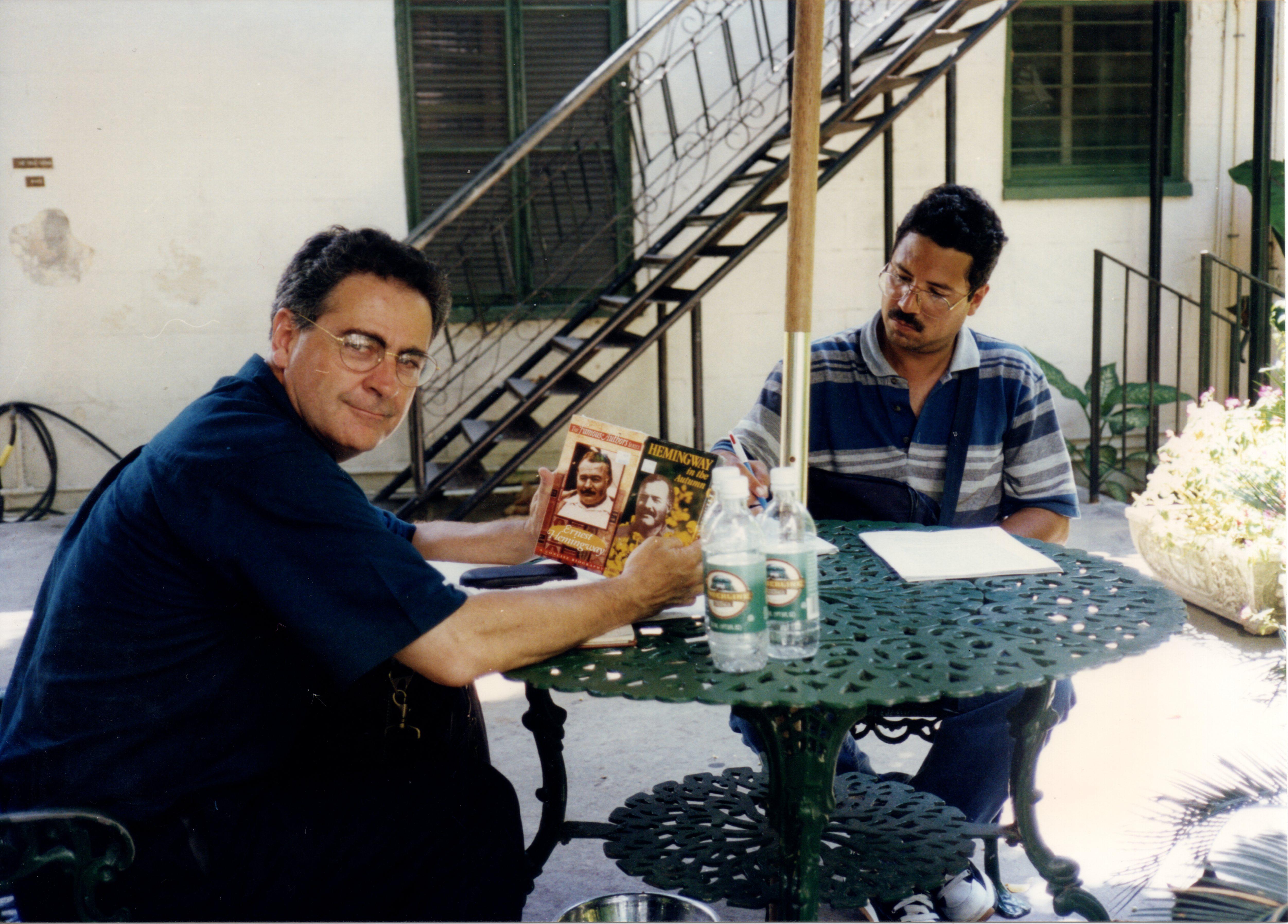 En casa de Hemingway