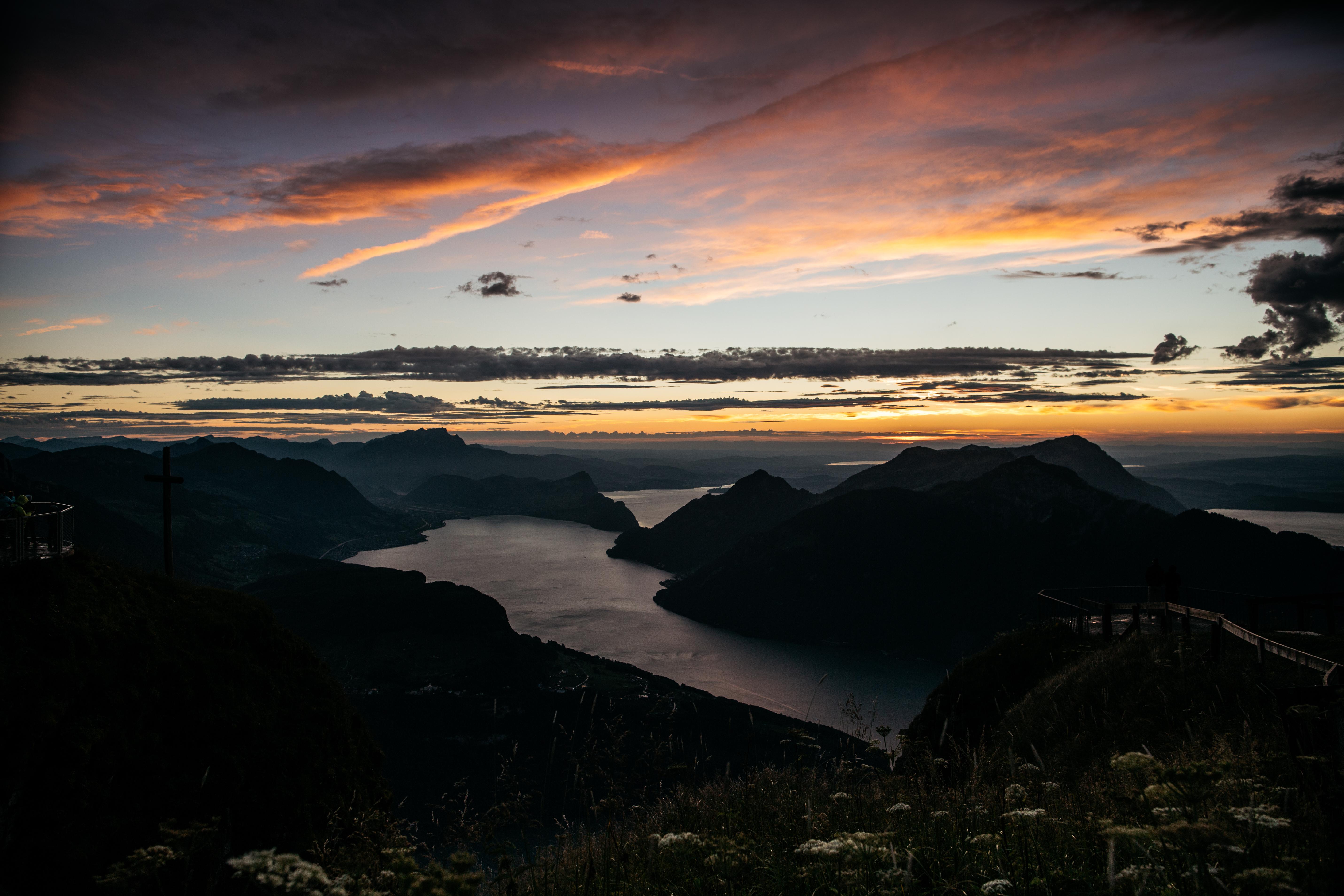 Landschaftsfotografie Elena Gwerder Fotografie - Stoos Fronalpstock