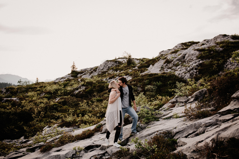 Paarfotografie - Elena Gwerder Fotografie Muotathal