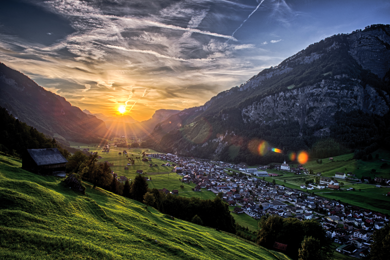 Landschaftsfotografie Elena Gwerder Fotografie - Muotathal