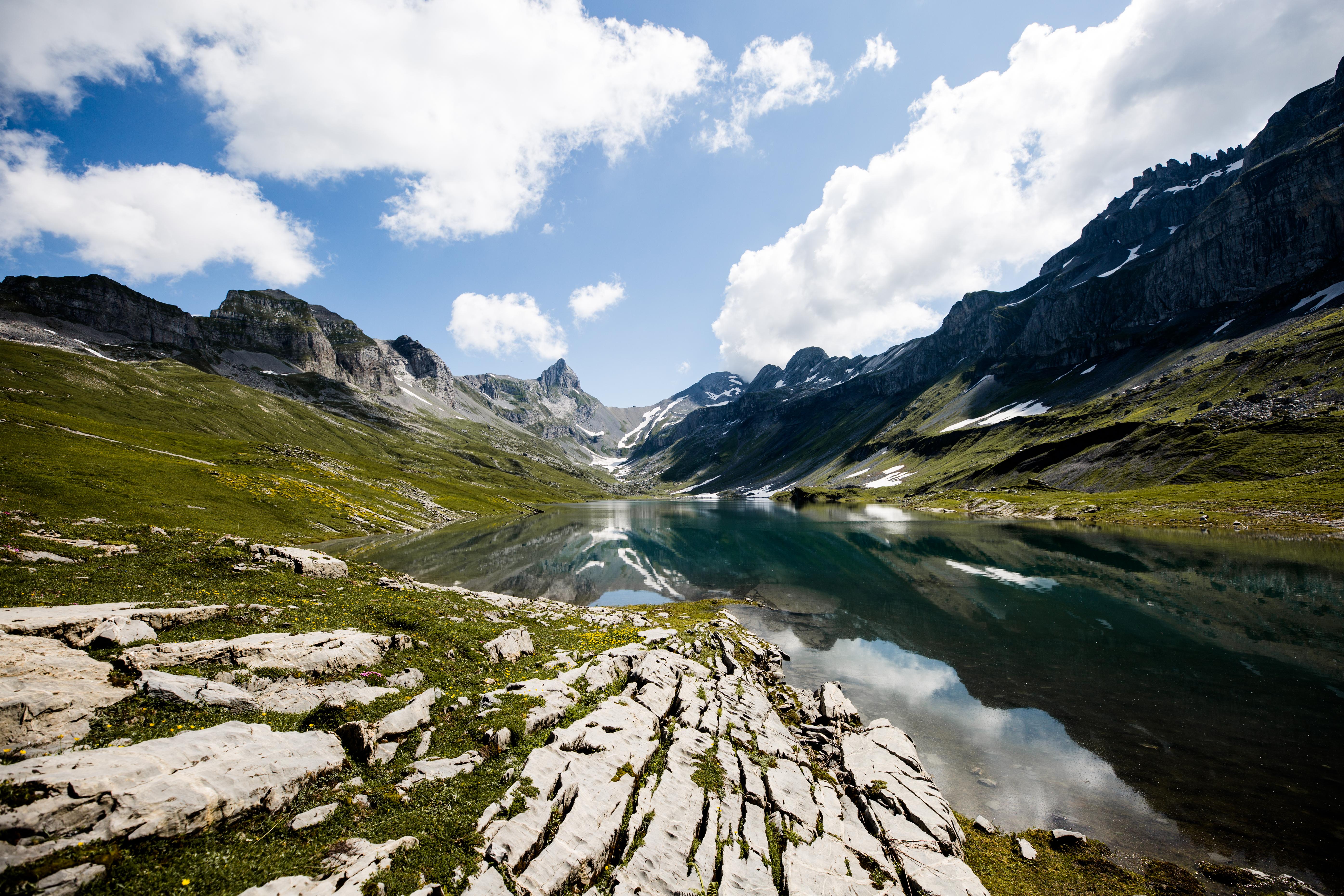 Landschaftsfotografie Elena Gwerder Fotografie - Glattalp Muotathal